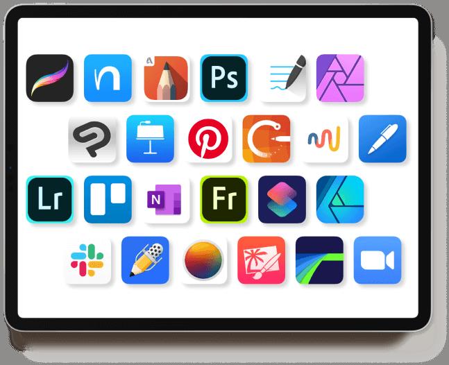 アプリ研究 / iPad最新情報